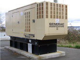 Back-up Generators